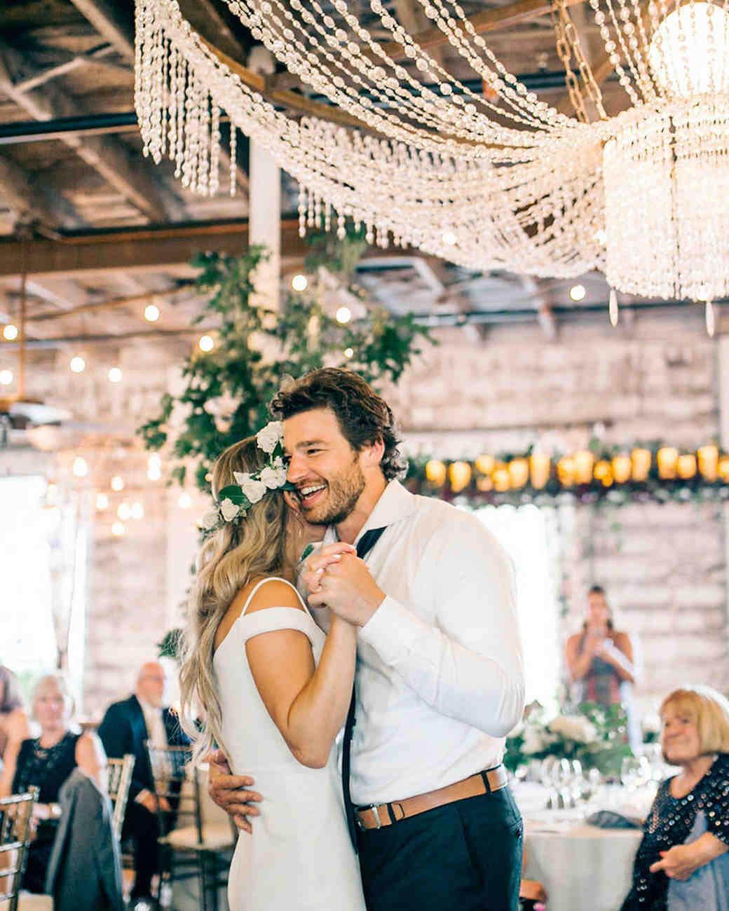 70 First Dance Songs From Real Weddings Martha Stewart Weddings