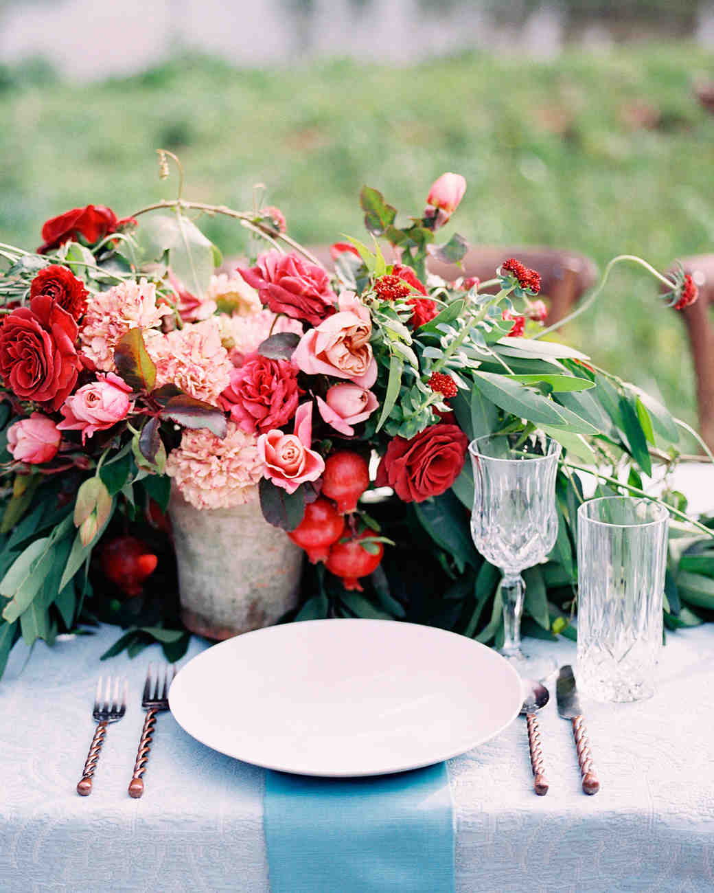 40 Of Our Favorite Floral Wedding Centerpieces Martha Stewart Weddings