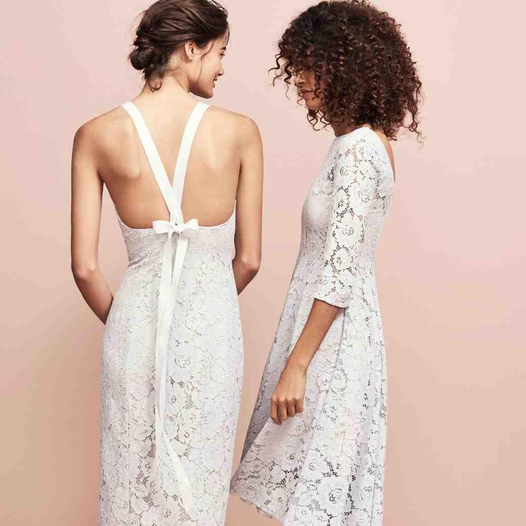 Name of Love Bridesmaids' Dresses
