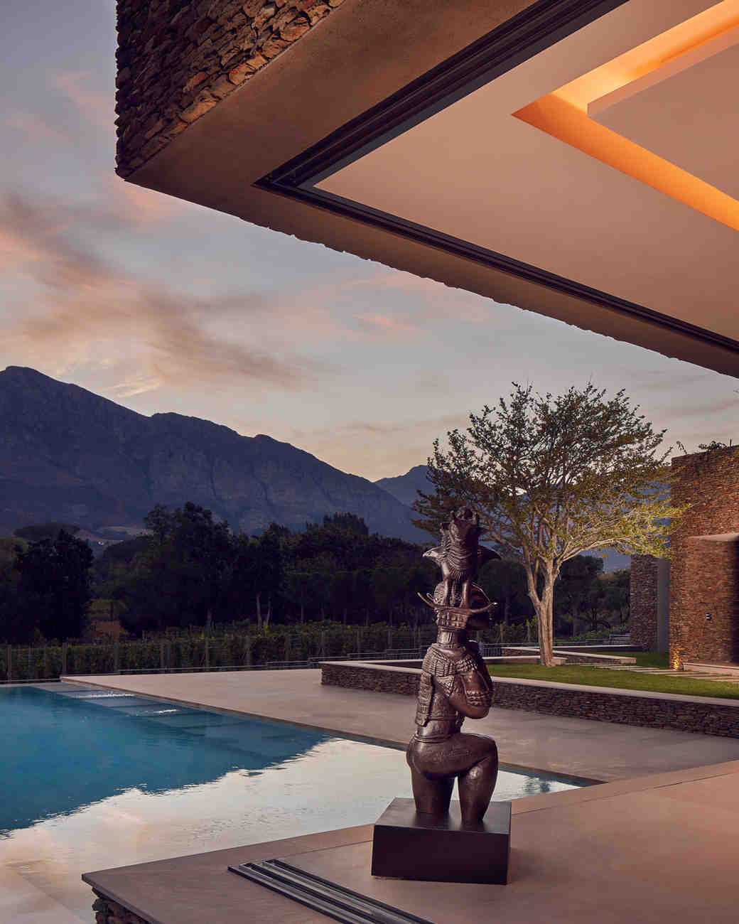 leeu estates resort south africa