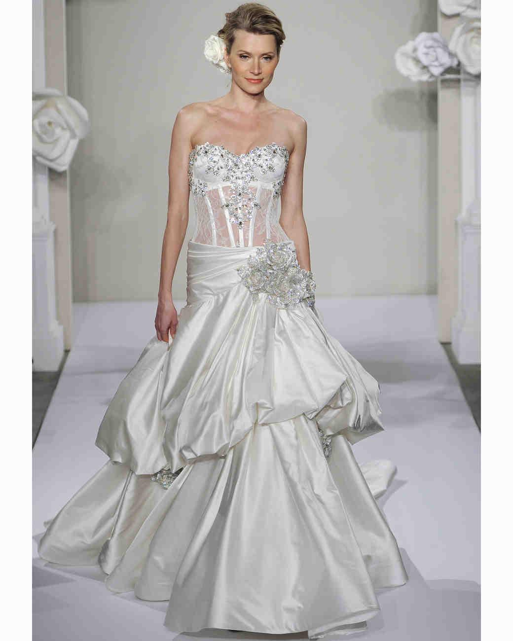Ball Gown Pnina Tornai For Kleinfeld: Kleinfeld Wedding Dresses Pnina Tornais Area At Reisefeber.org