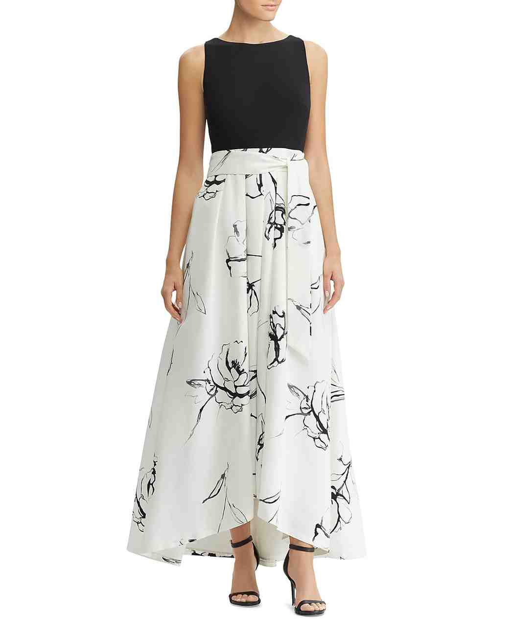 Lauren Ralph Lauren Floral Mother of the Bride Dress
