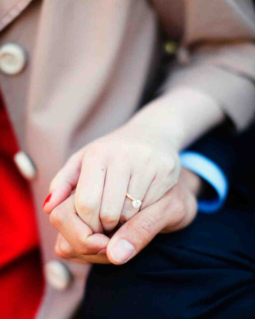 Can you get engaged when still married