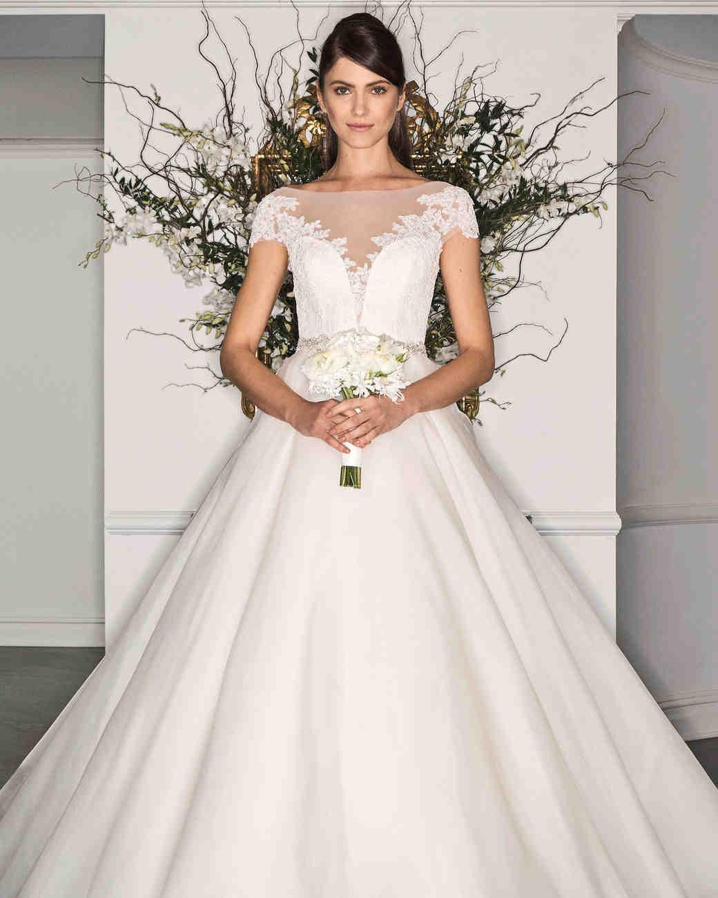 4a81c01f5b Legends Romona Keveza Fall 2017 Wedding Dress Collection