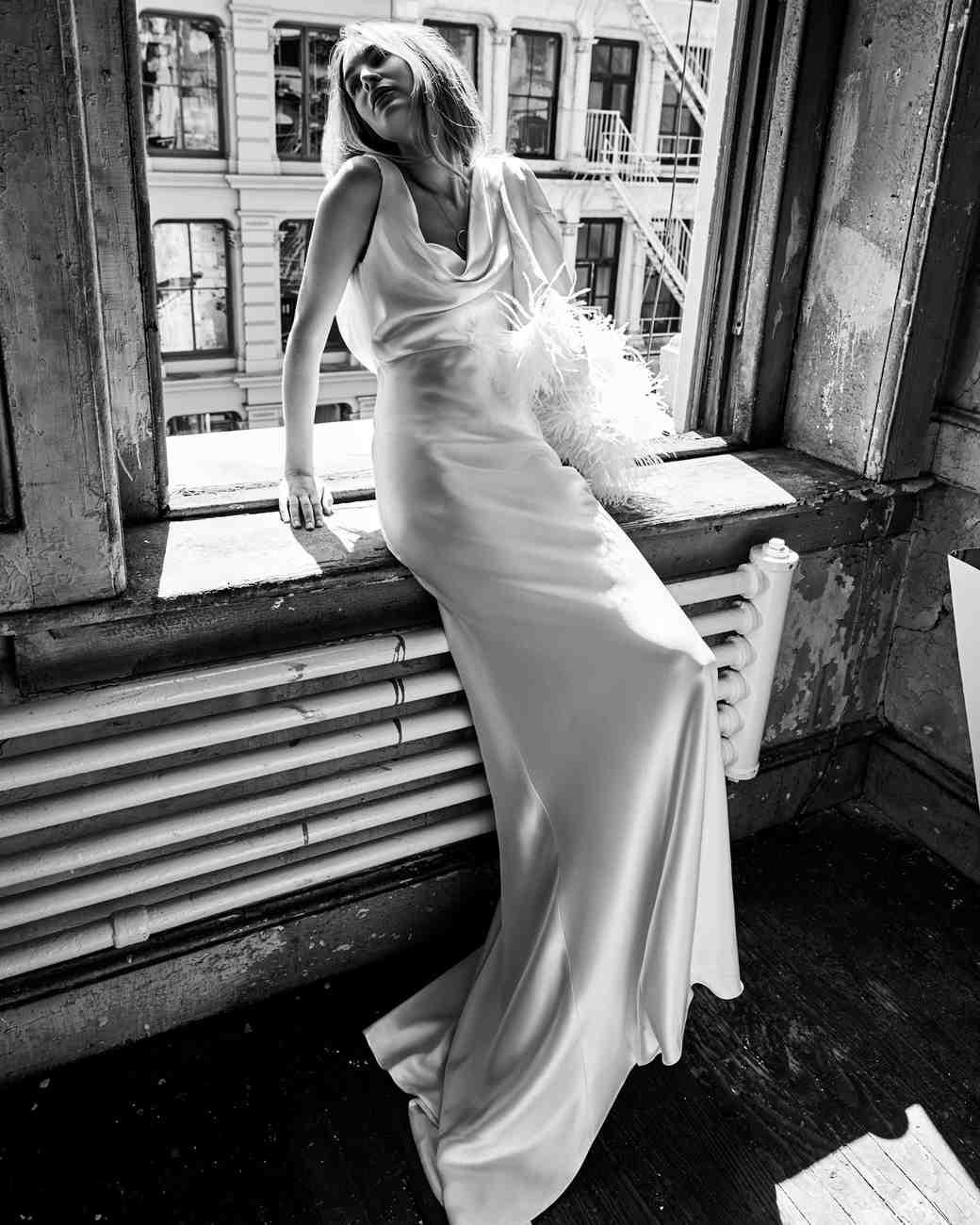 Savannah Miller Spring 2018 Wedding Dress Collection