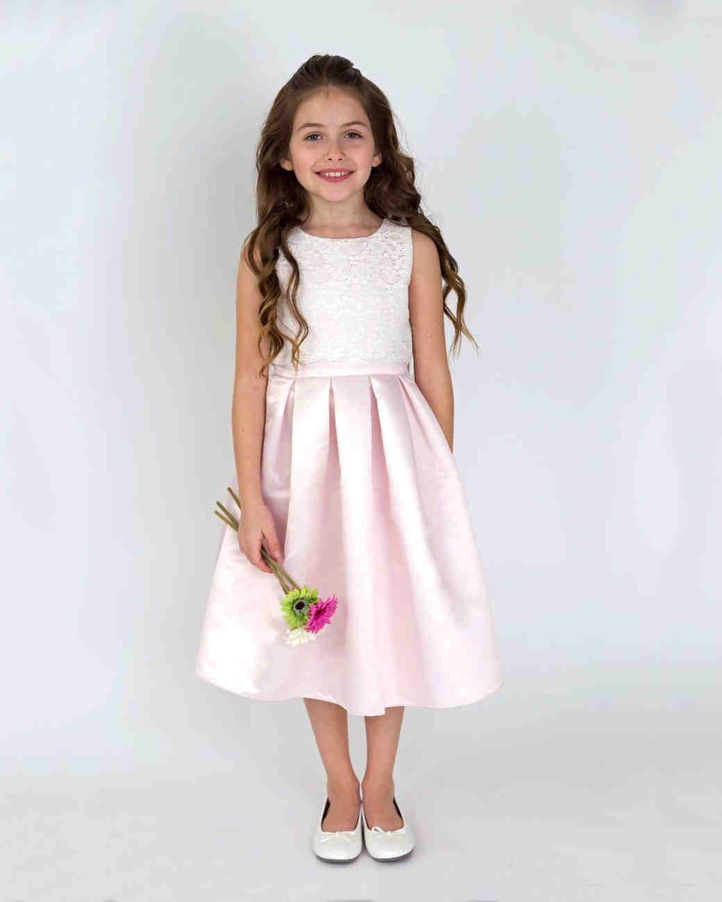 99cd3573e4b Our Favorite Sleeveless Flower Girl Dresses