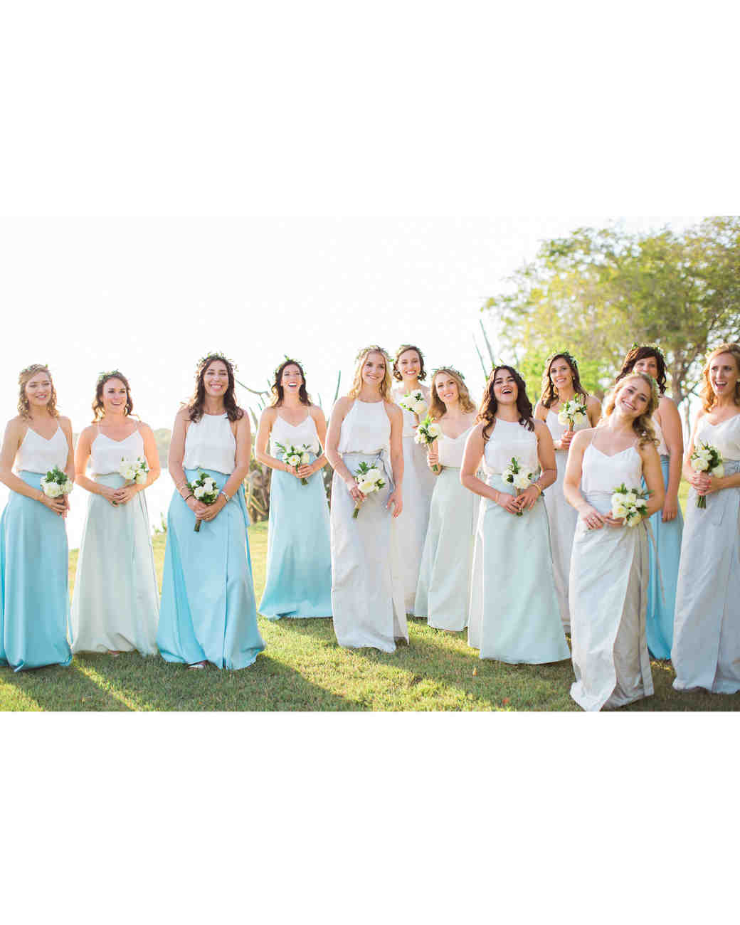Famous Caribbean Blue Wedding Decorations Images - The Wedding Ideas ...