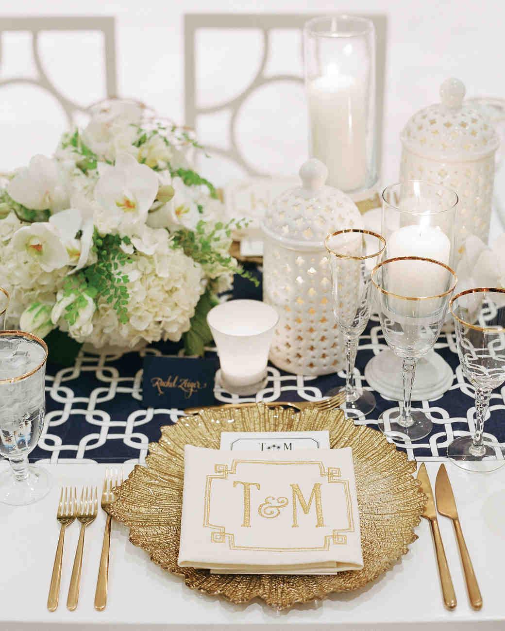 & 36 Gold Wedding Ideas | Martha Stewart Weddings
