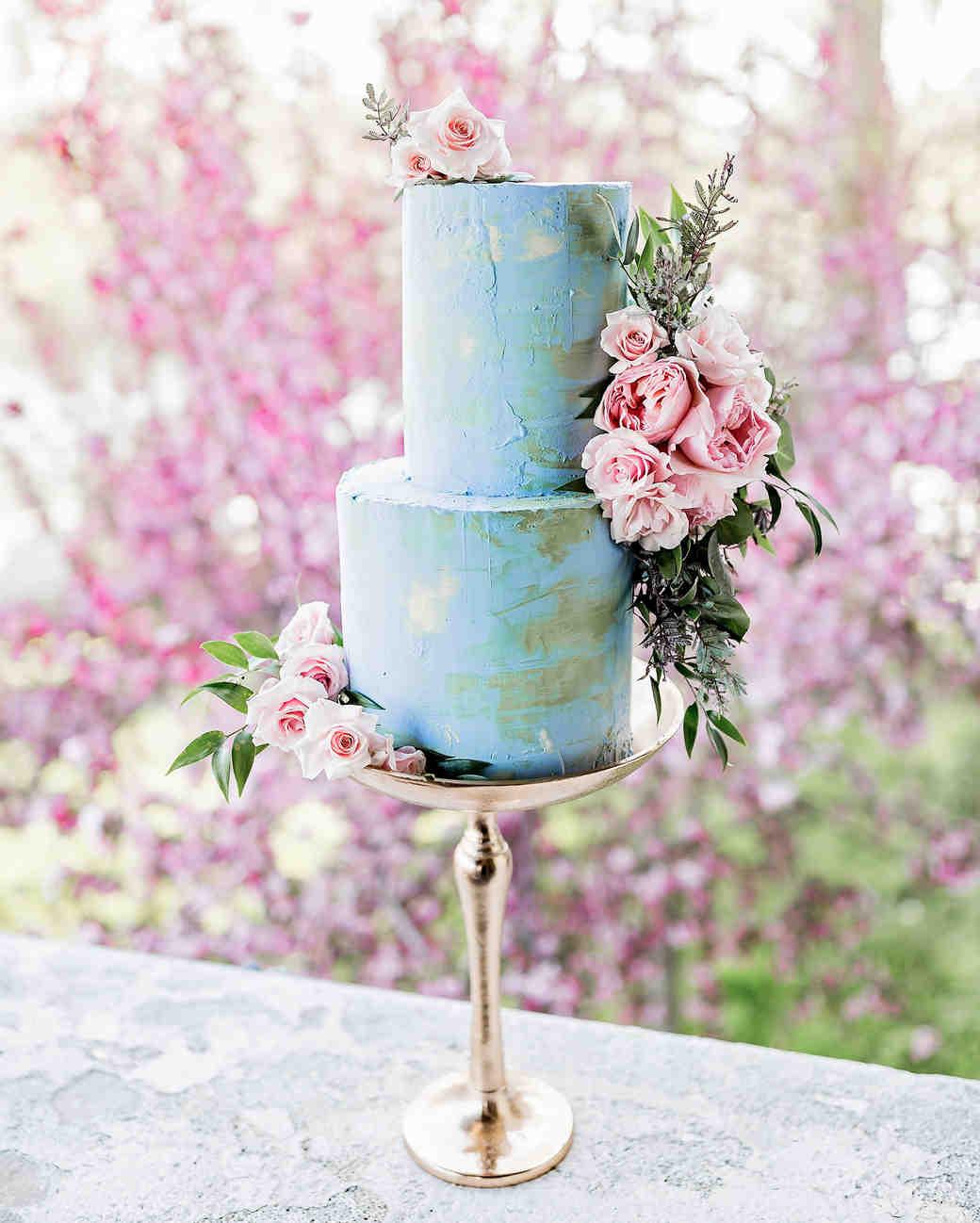 26 Unique Wedding Cake Stands Martha Stewart Weddings