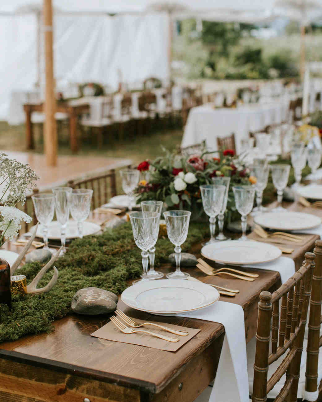 unique wedding centerpieces emily delamater