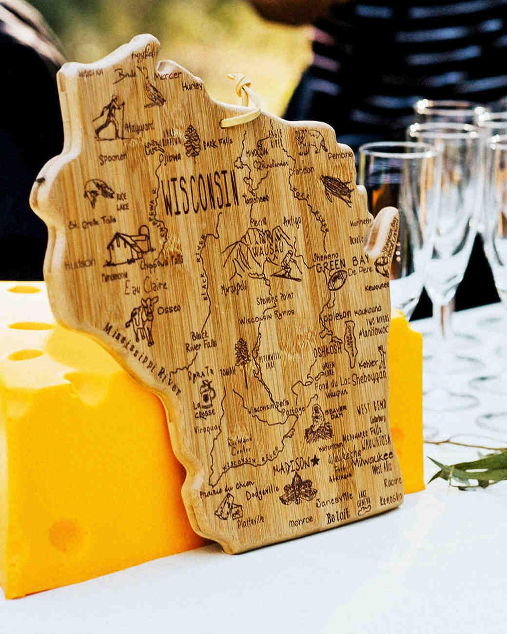 amy nick wedding wisconsin cheese