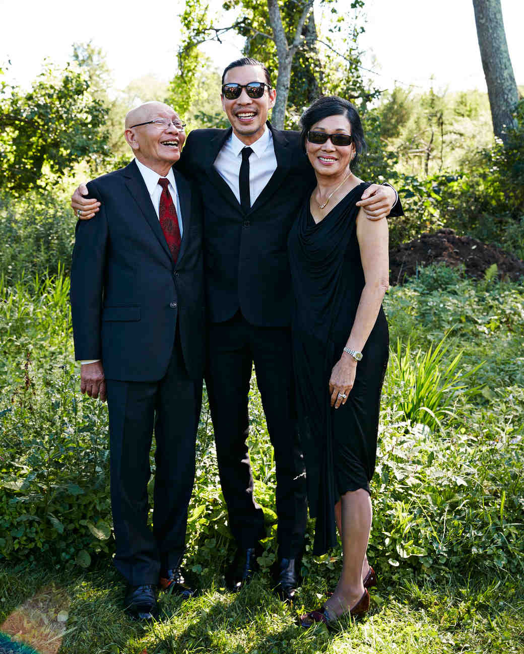 avril quy wedding new york groom family
