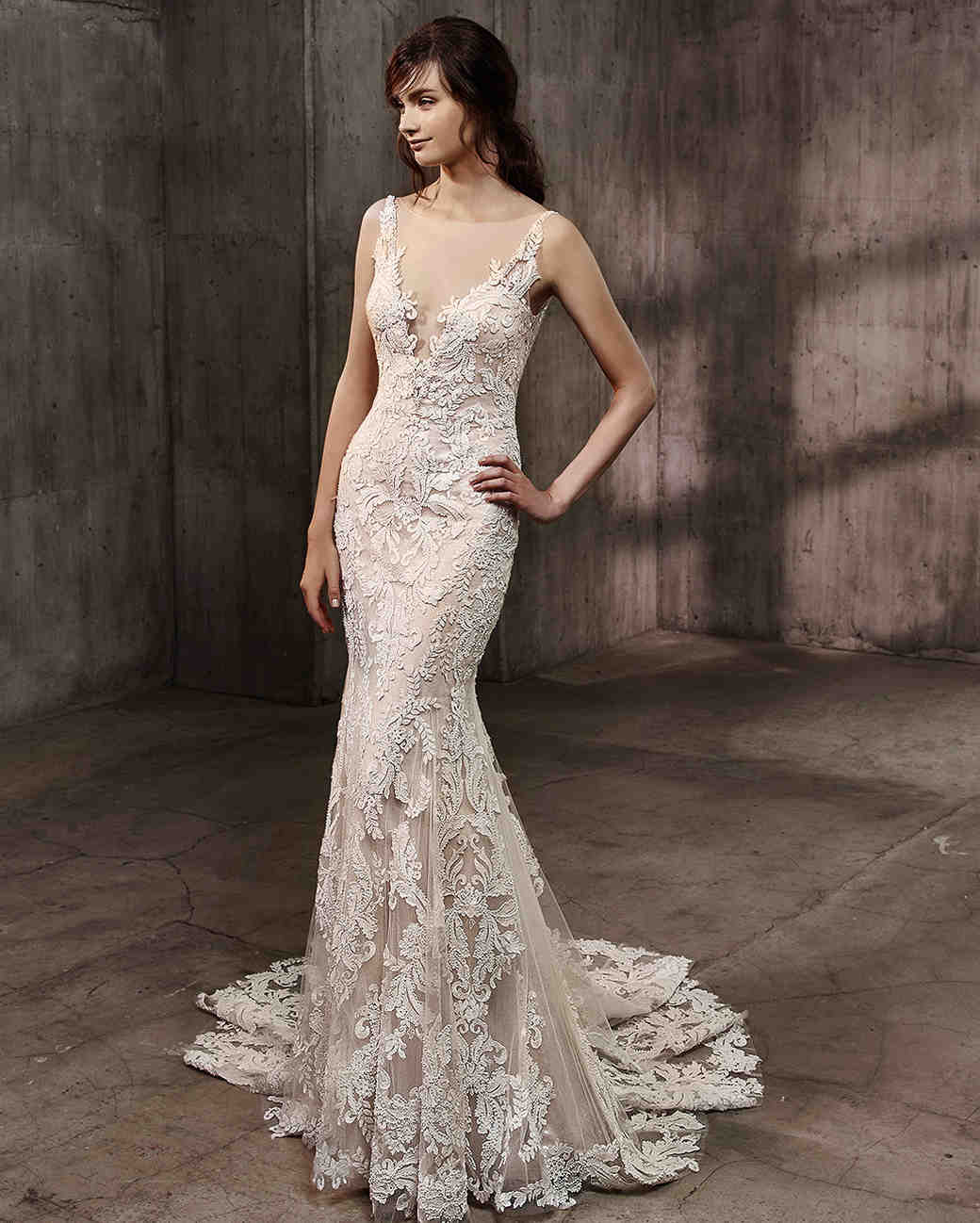 Badgley Mischka 2017 Wedding Dress Collection