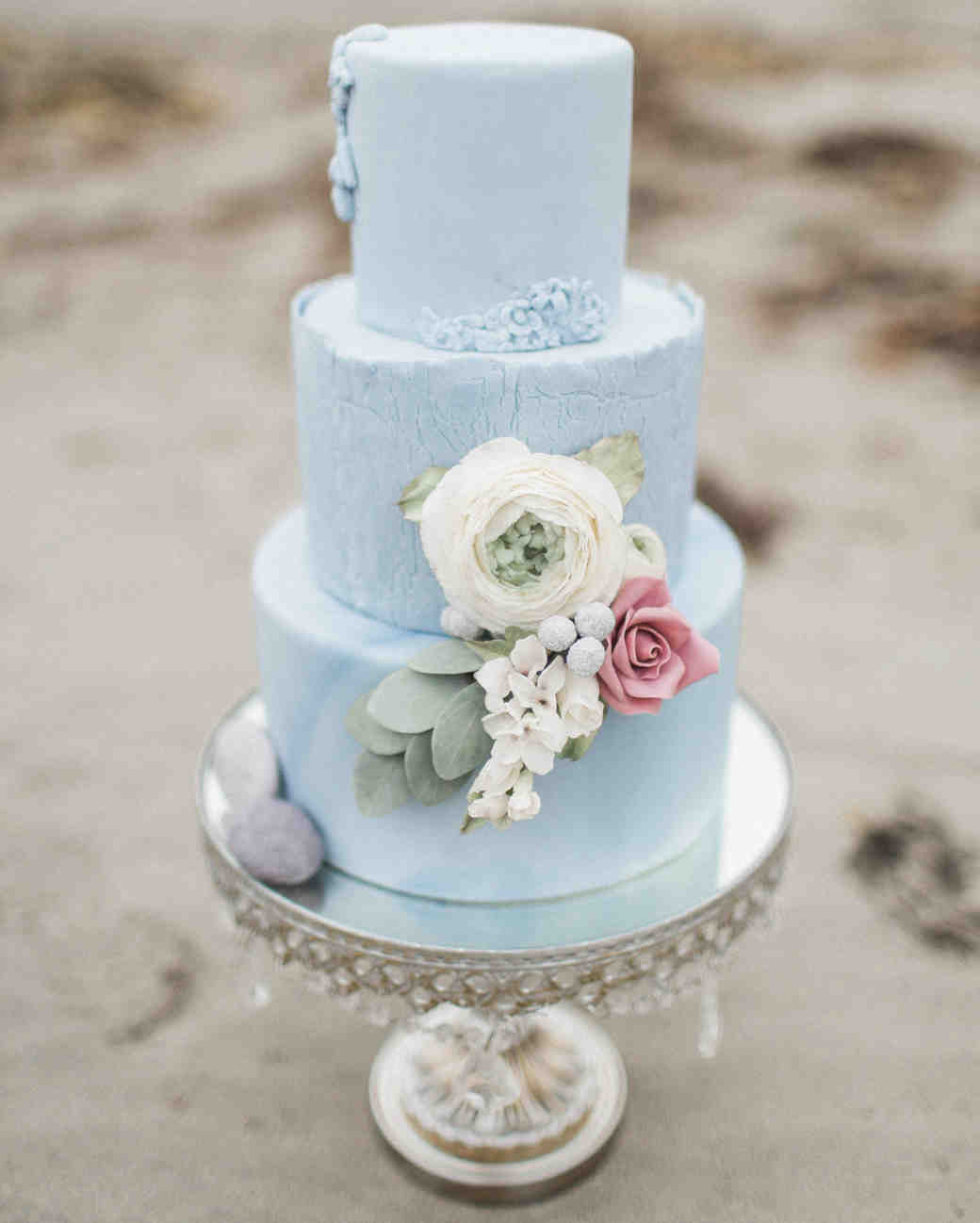 beach wedding cakes madison rose photography