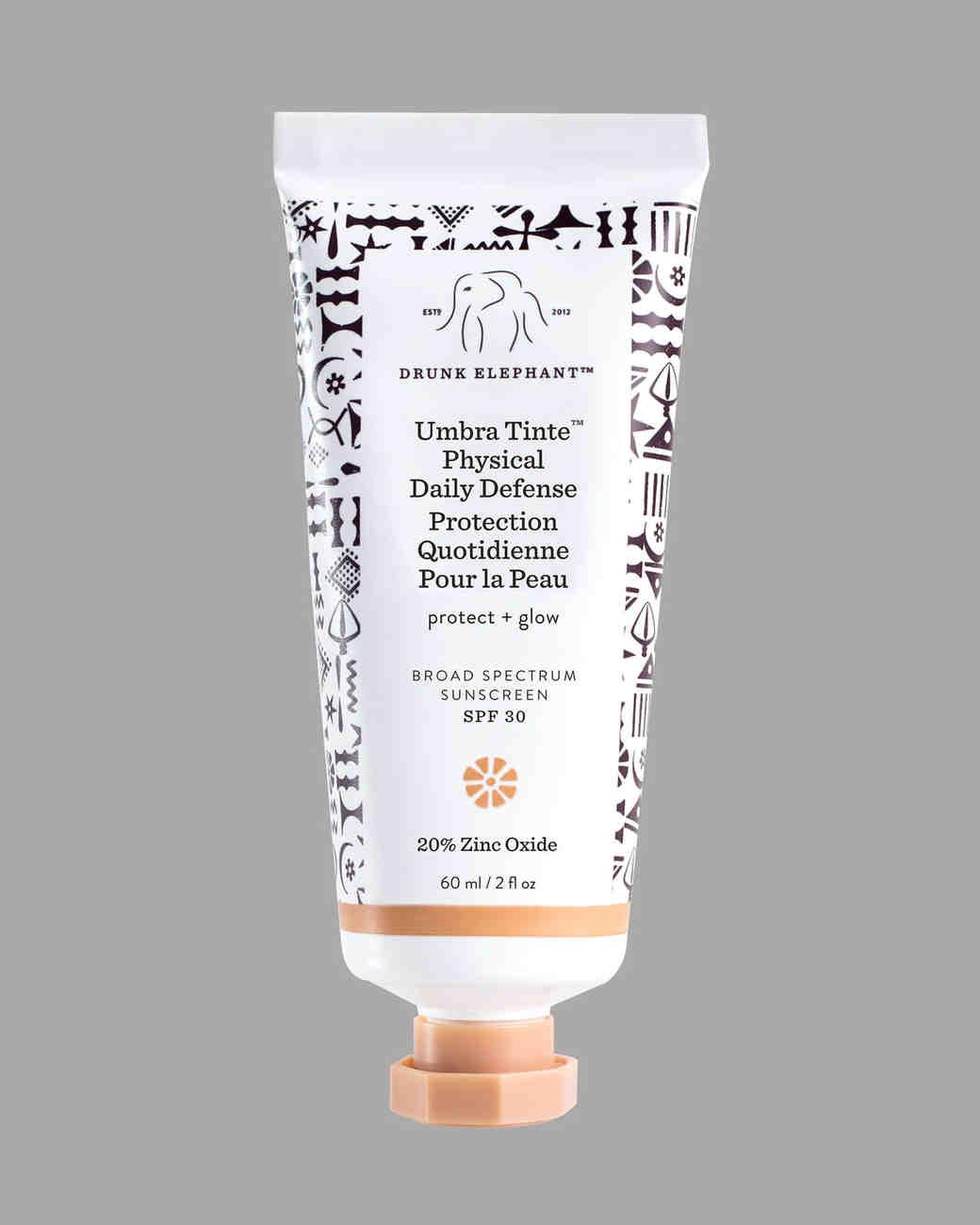 Drunk Elephant Umbra Tinte Daily Defense Sunscreen