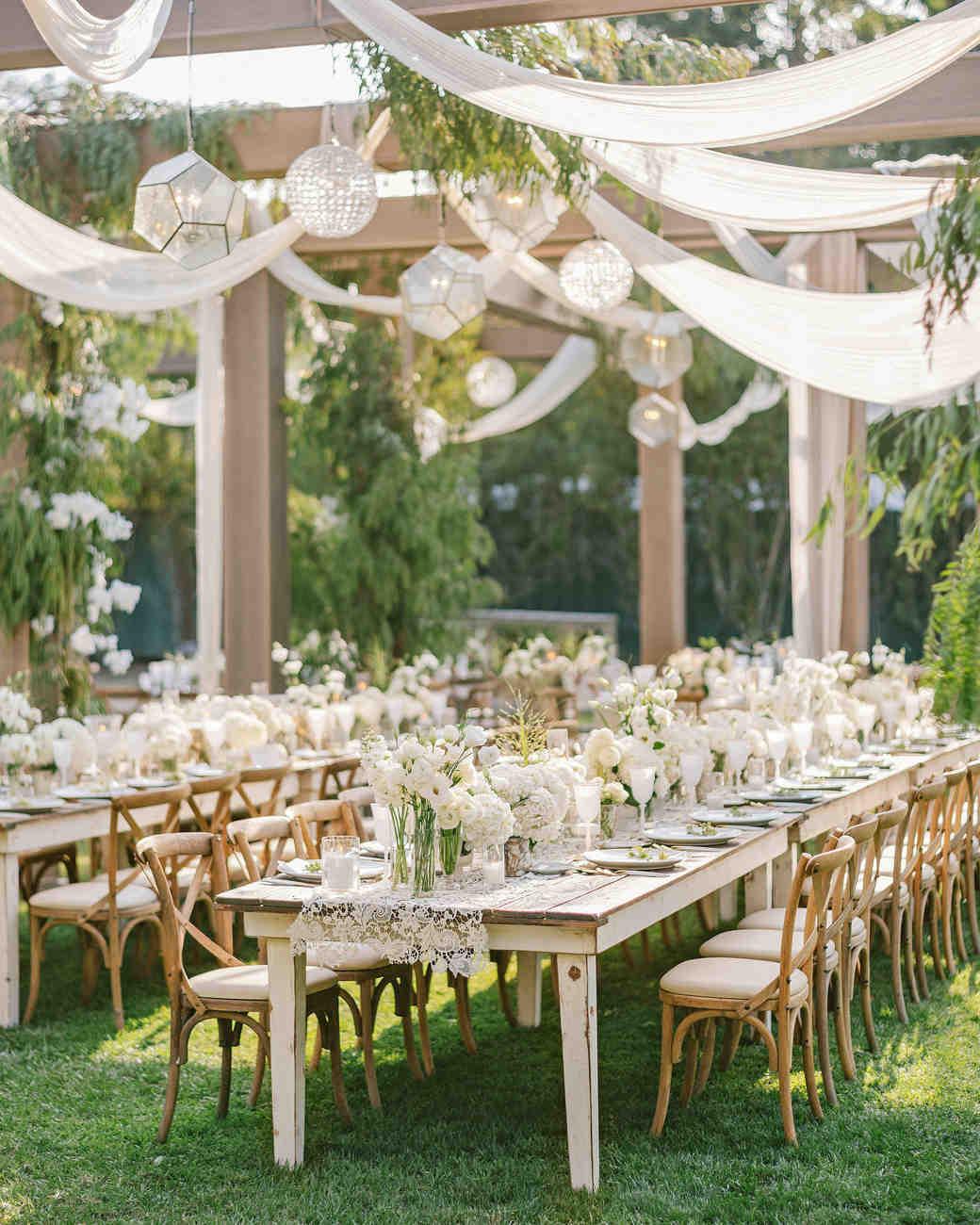 Detailed Wedding Reception Checklist