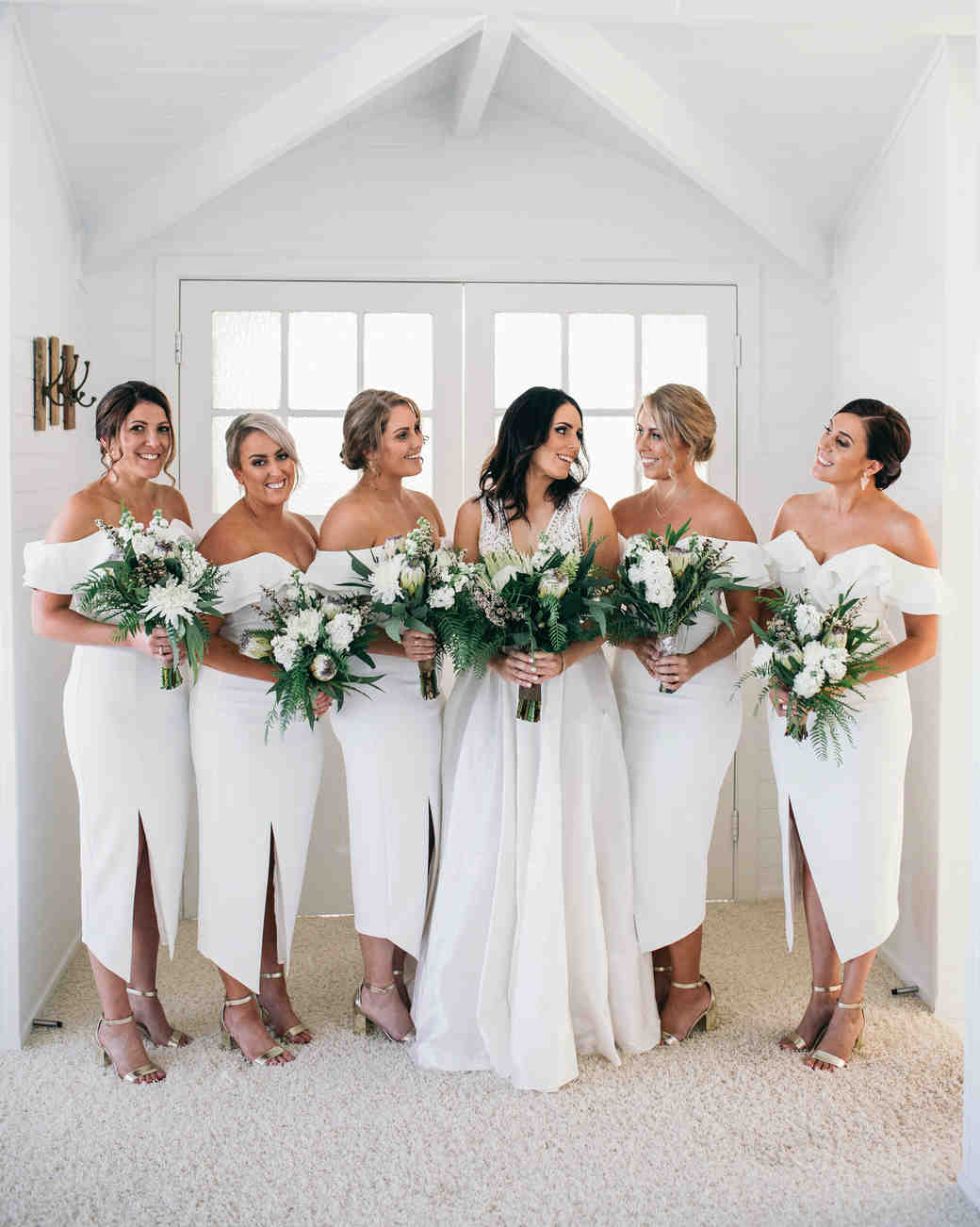 0bdd98daffb 38 Looks That Prove Bridesmaids  Dresses Can Be Chic