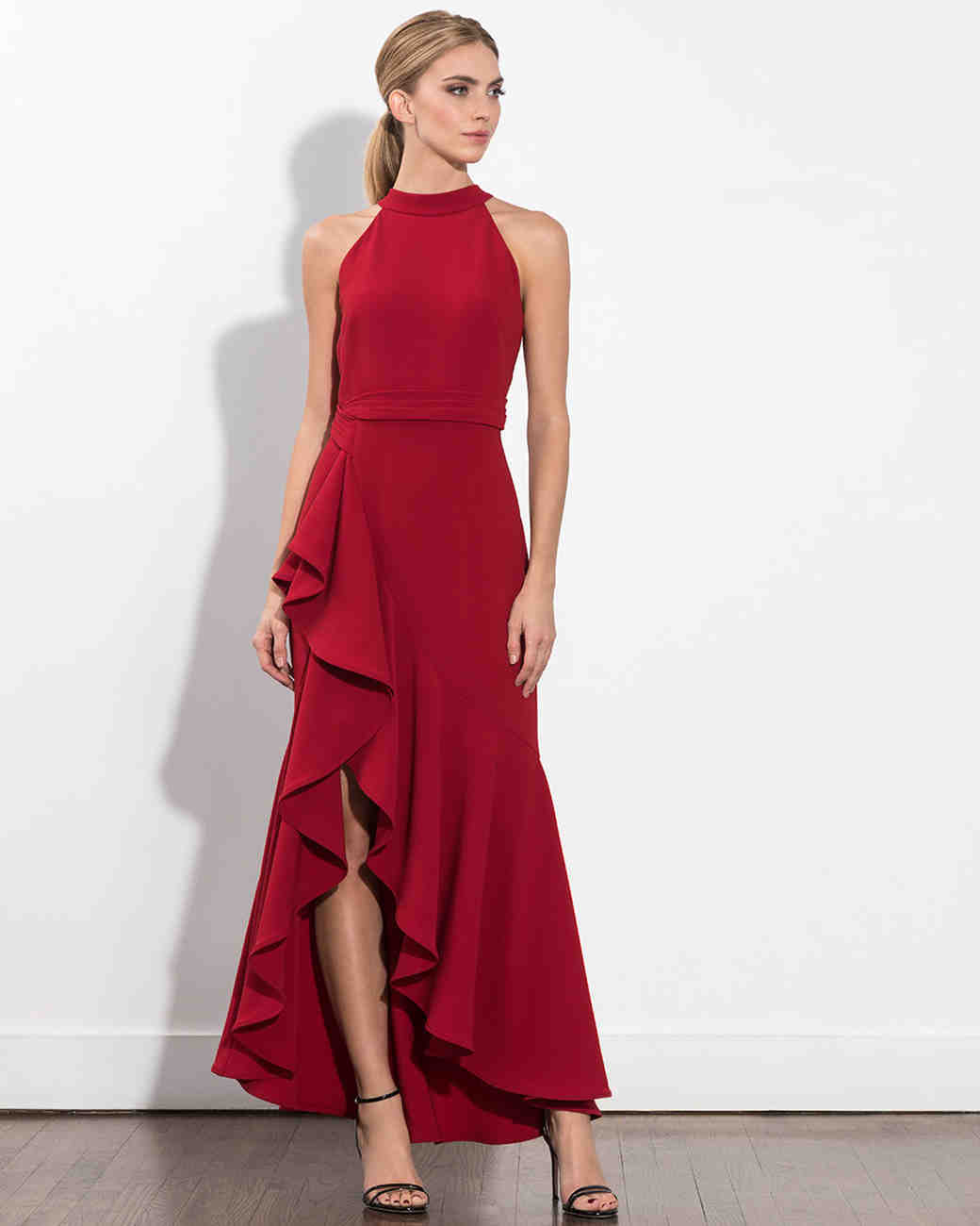 3764853232 25 Beautiful Dresses to Wear as a Wedding Guest This Fall | Martha Stewart  Weddings