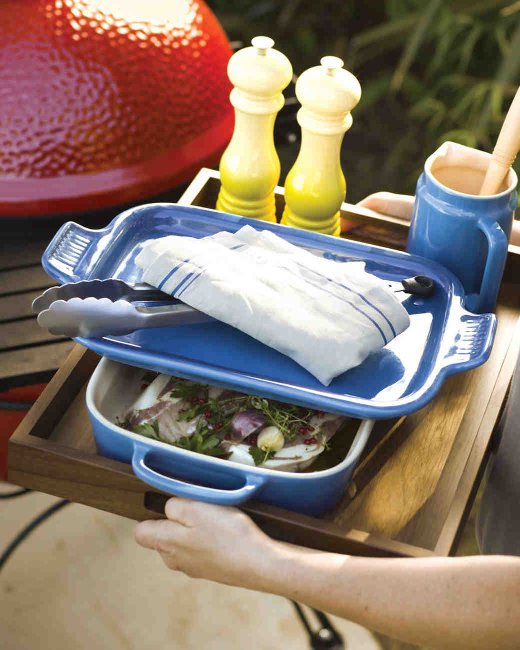 Father's Day Gifts, Le Creuset Lidded Dish