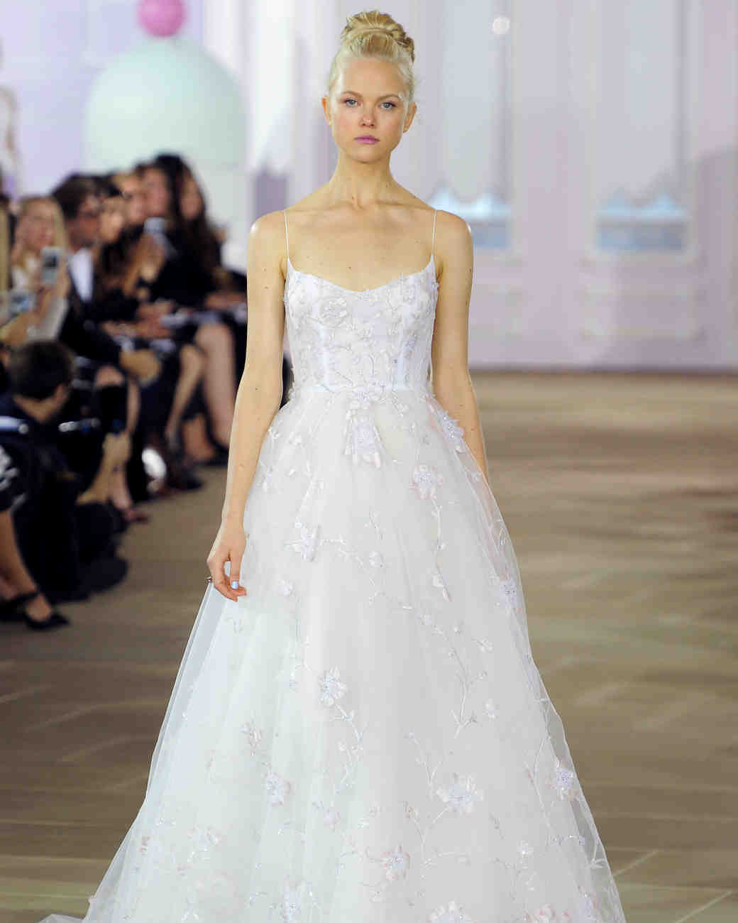 Oleg Cassini Fall 2017 Wedding Dress Collection | Martha Stewart ...