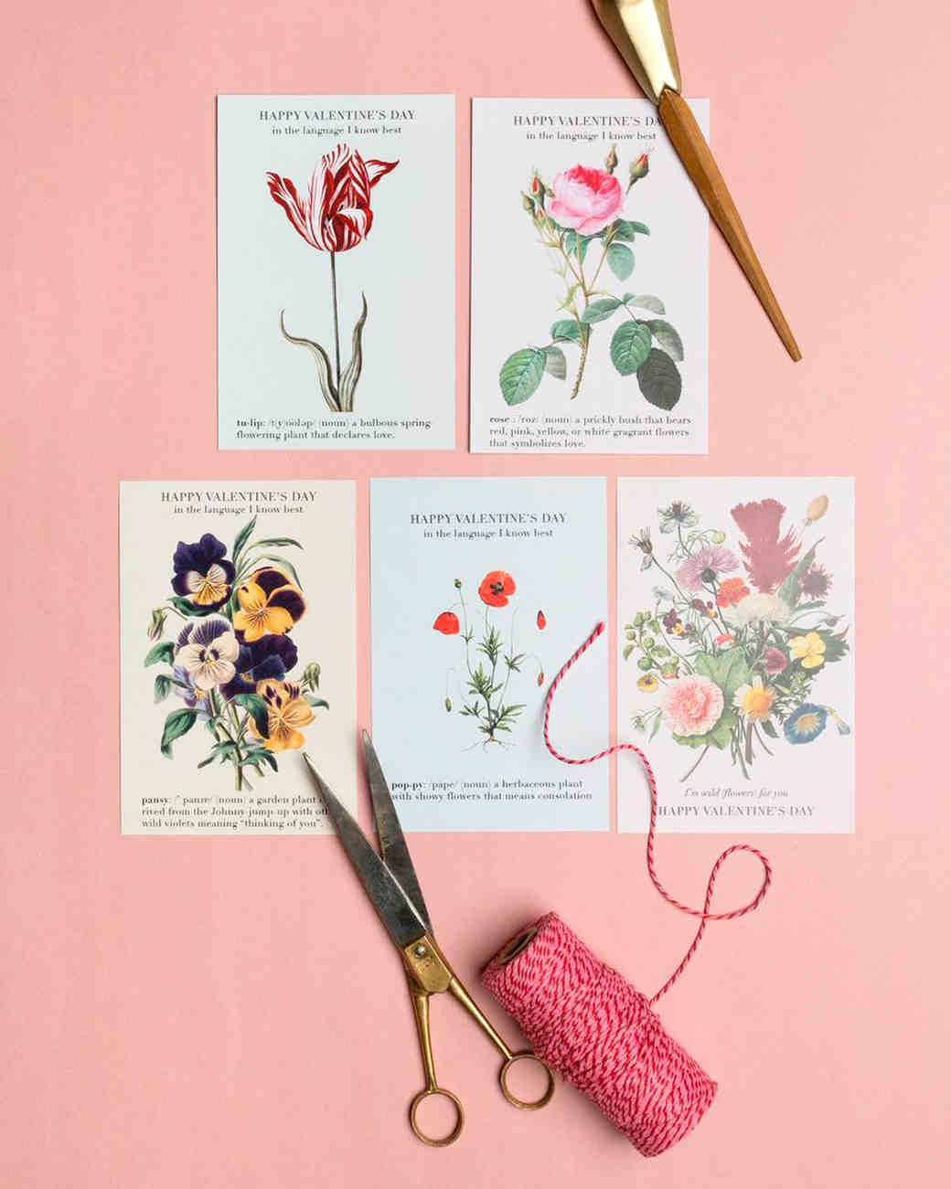 5 Last Minute Diy Ideas For Saying Happy Valentine S Day Martha