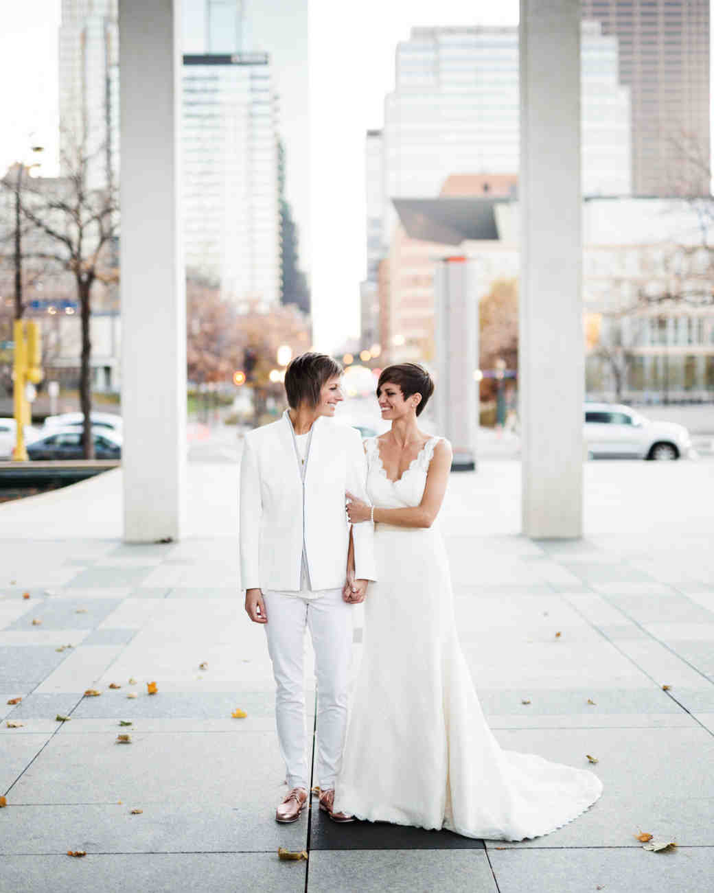 lgbtq bridal inspiration clewell photography