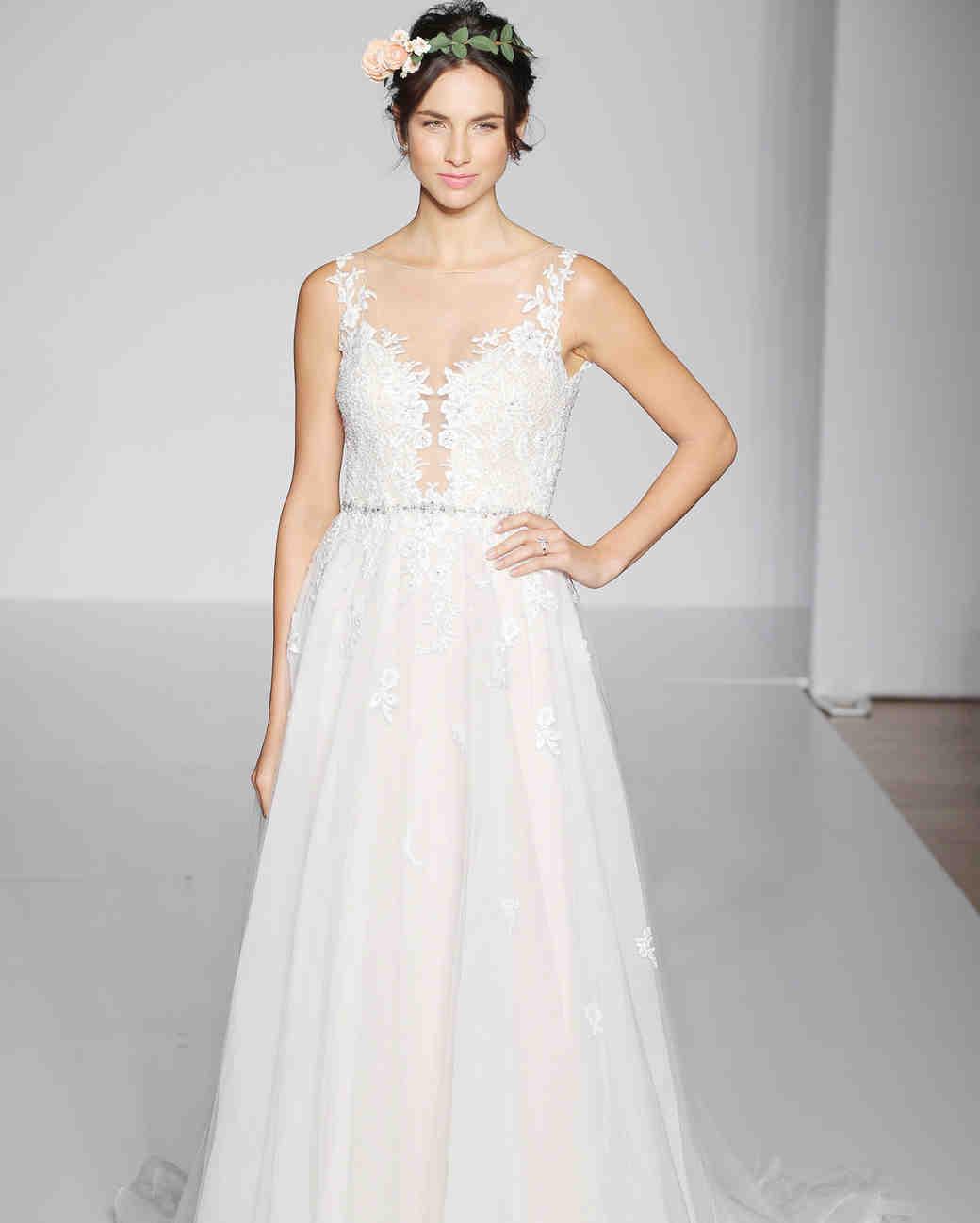 Maggie Sottero Spring 2017 Wedding Dress Collection | Martha Stewart ...