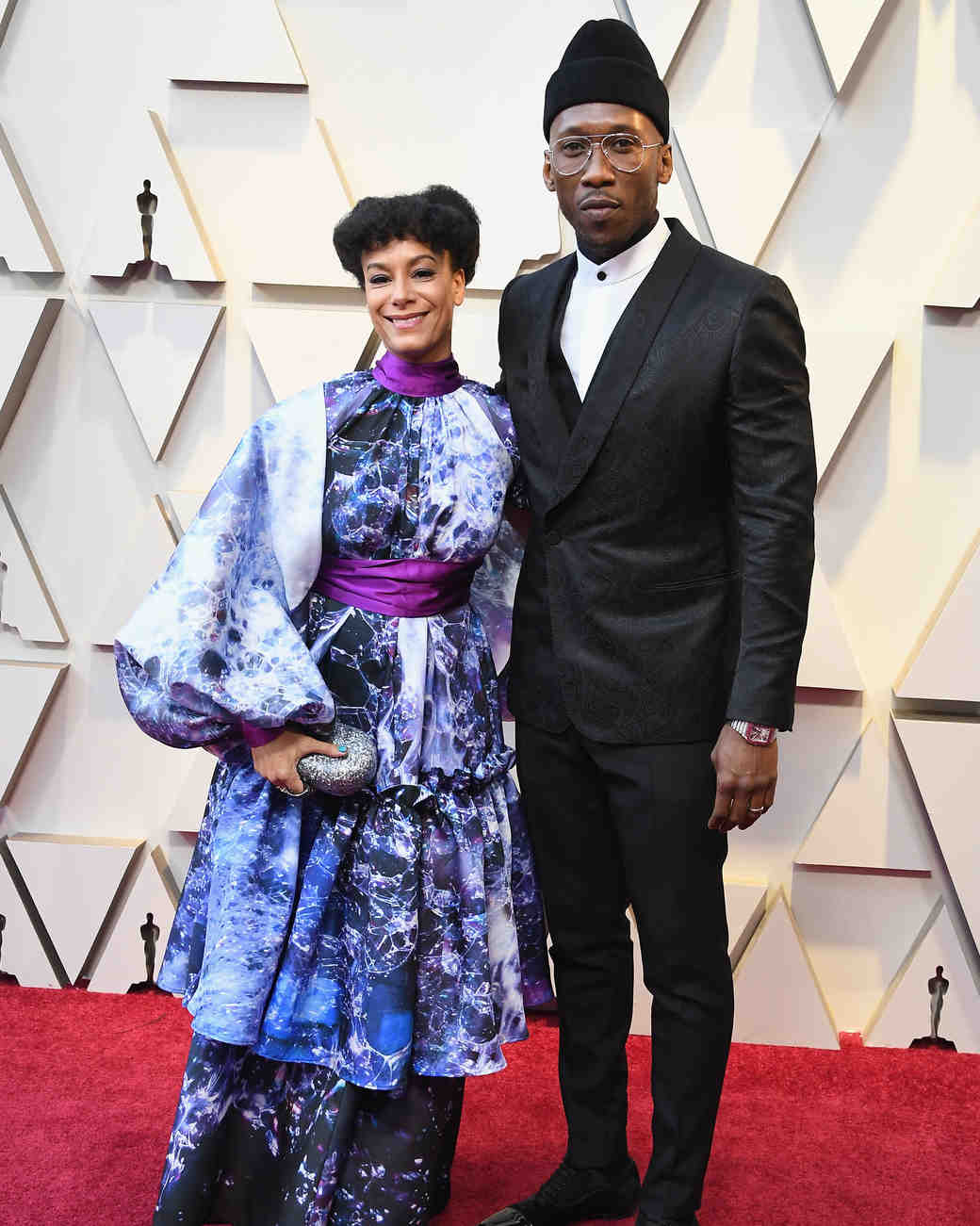 mahershala ali and amatus sami-karim oscars 2019