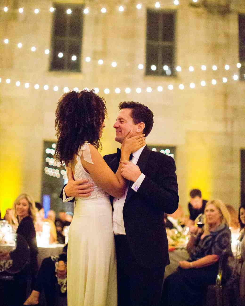 natalie louis wedding first dance