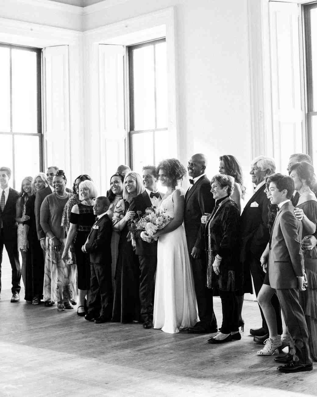 natalie louis wedding group photo