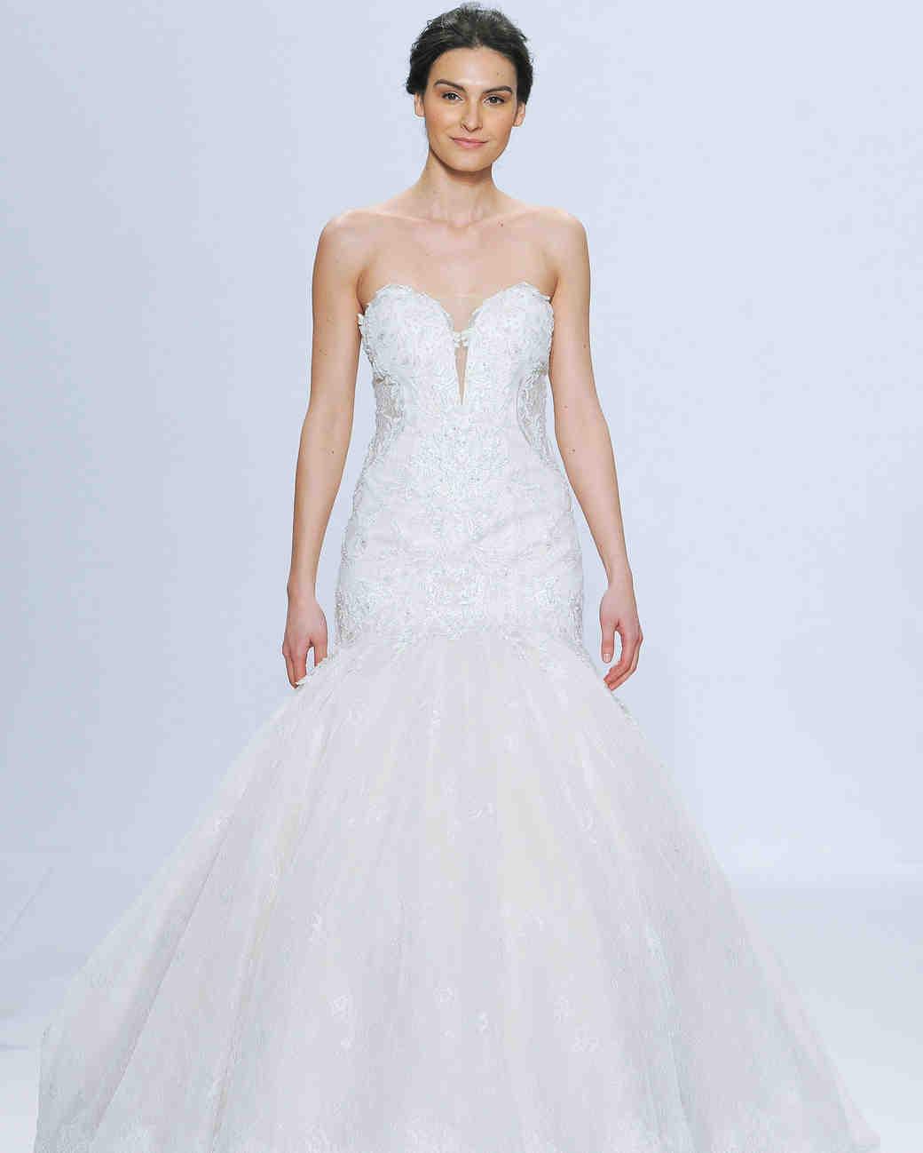 Randy fenoli spring 2018 wedding dress collection martha for Randy fenoli wedding dresses