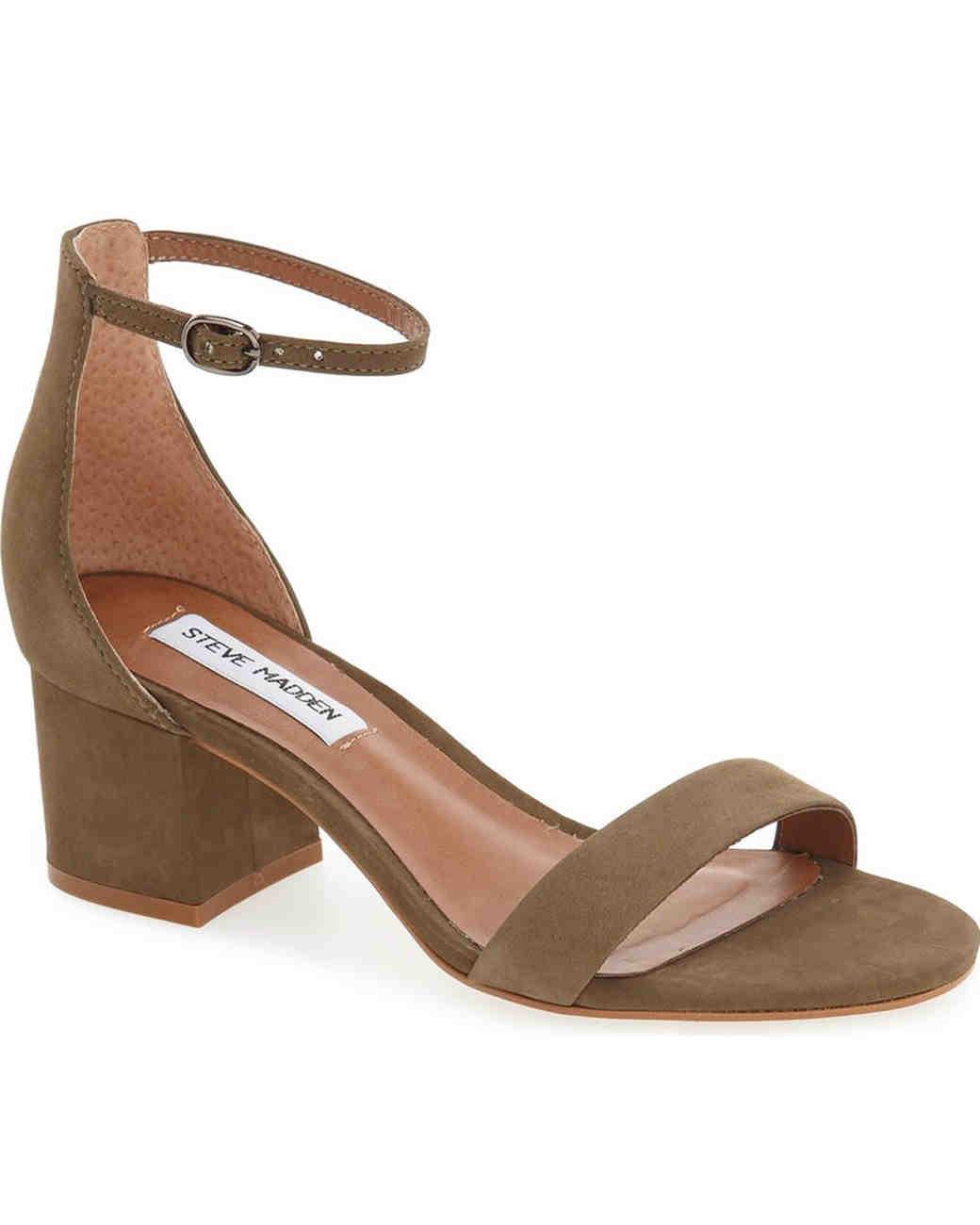 Steve Madden 'Irenee' Ankle Strap Sandal