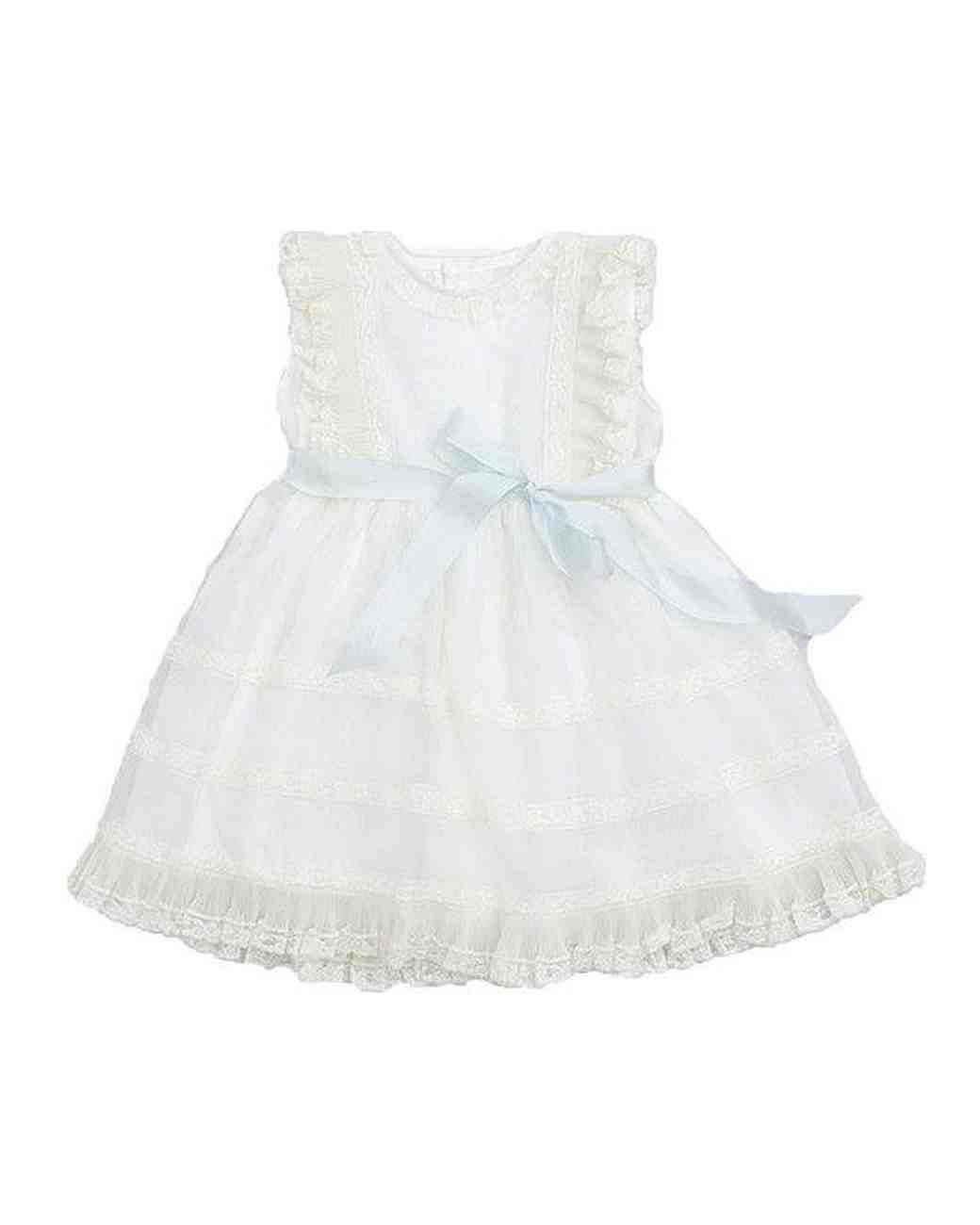 Flora and Henri Sleeveless Flower Girl Dress