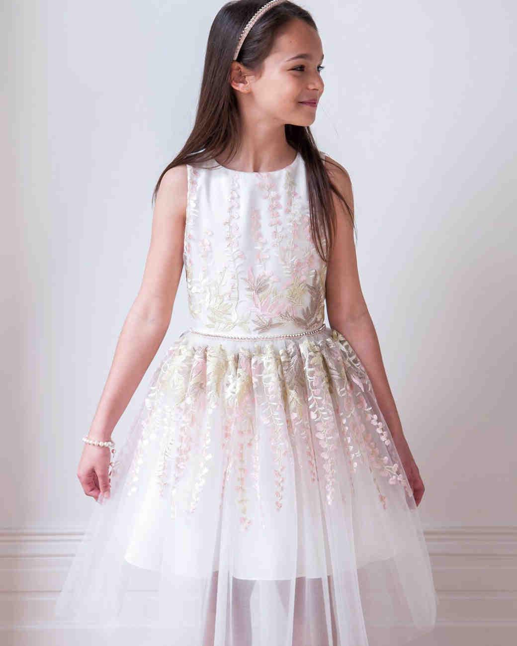 e6c6f5174 Our Favorite Sleeveless Flower Girl Dresses | Martha Stewart Weddings