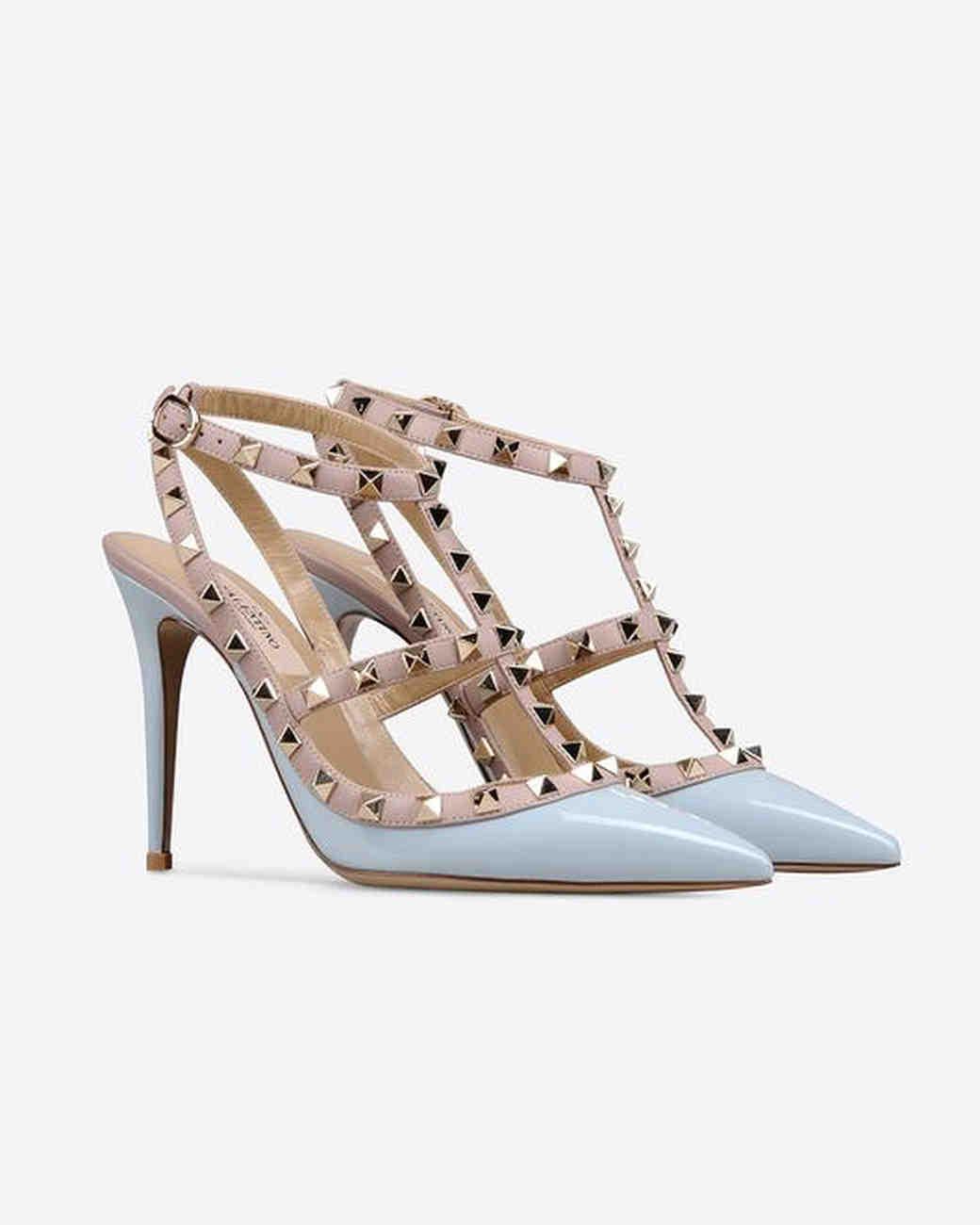 Valentino Rockstar Studded Heels
