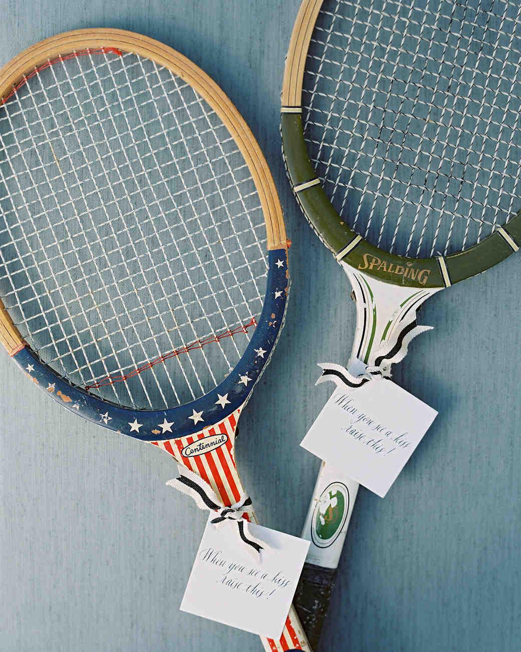 stephanie matt tennis racquets