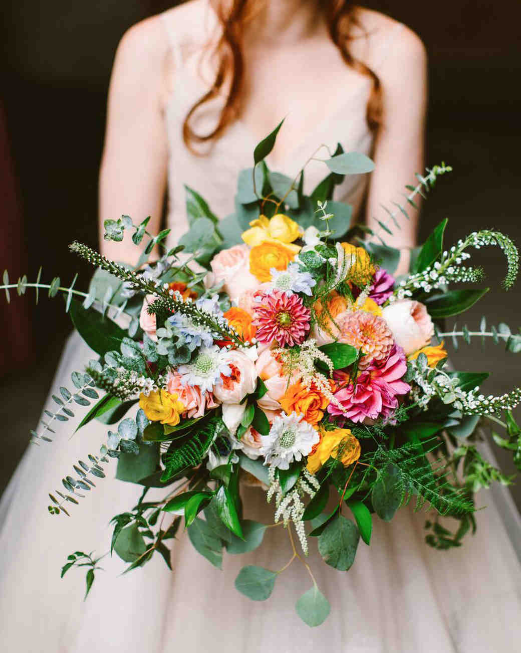 Summer Wedding Bouquets That Embrace the Season | Martha Stewart Weddings