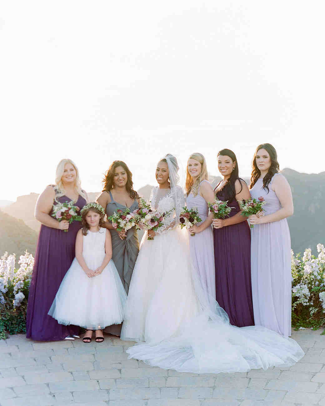 tillie dalton wedding bridesmaids