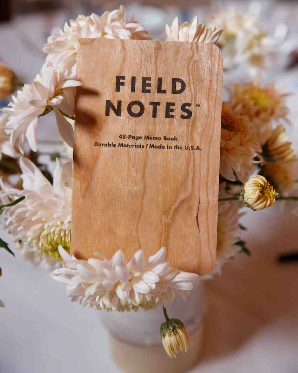 tory jonathan wedding field notes