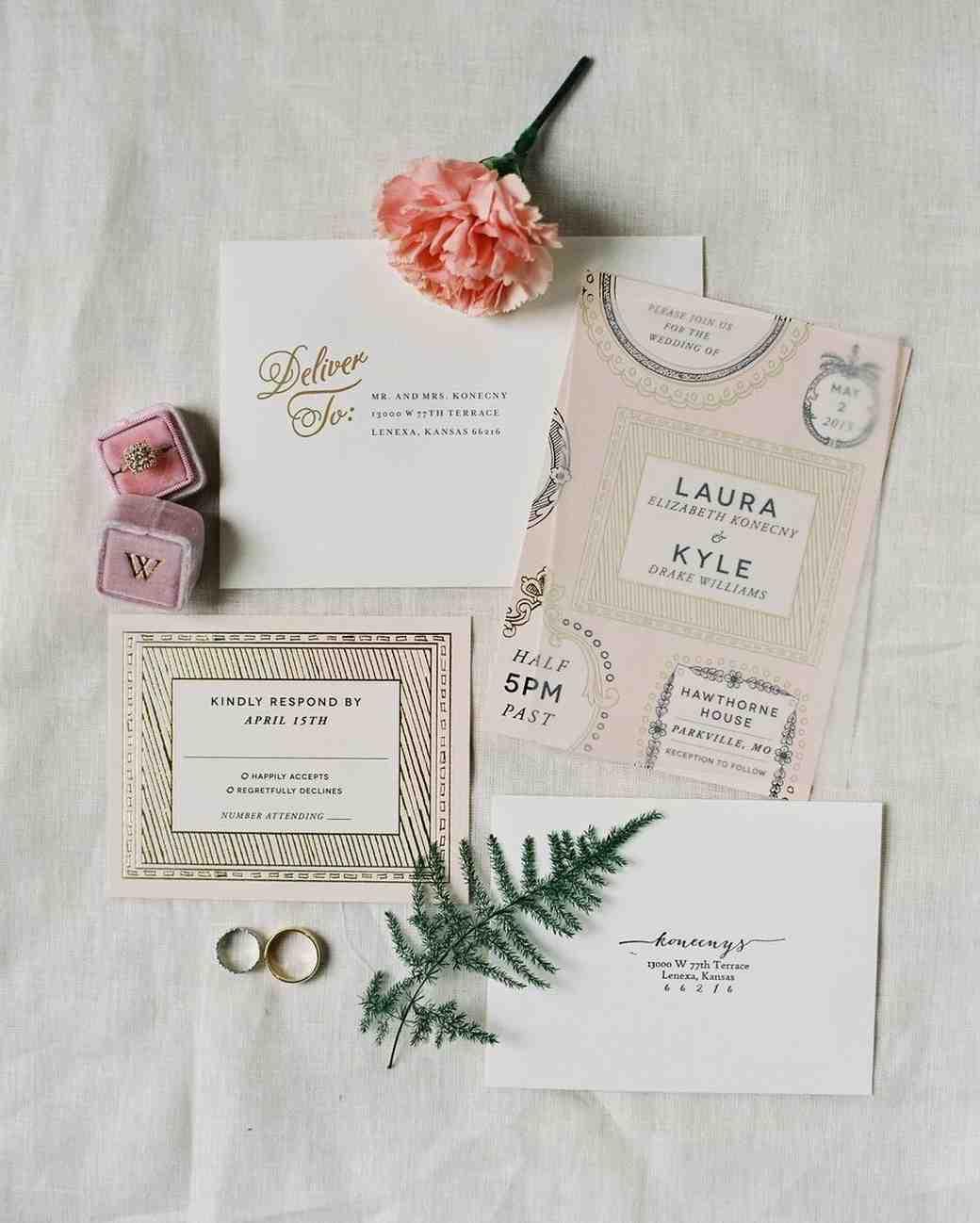 funky wedding invitations - Yeni.mescale.co