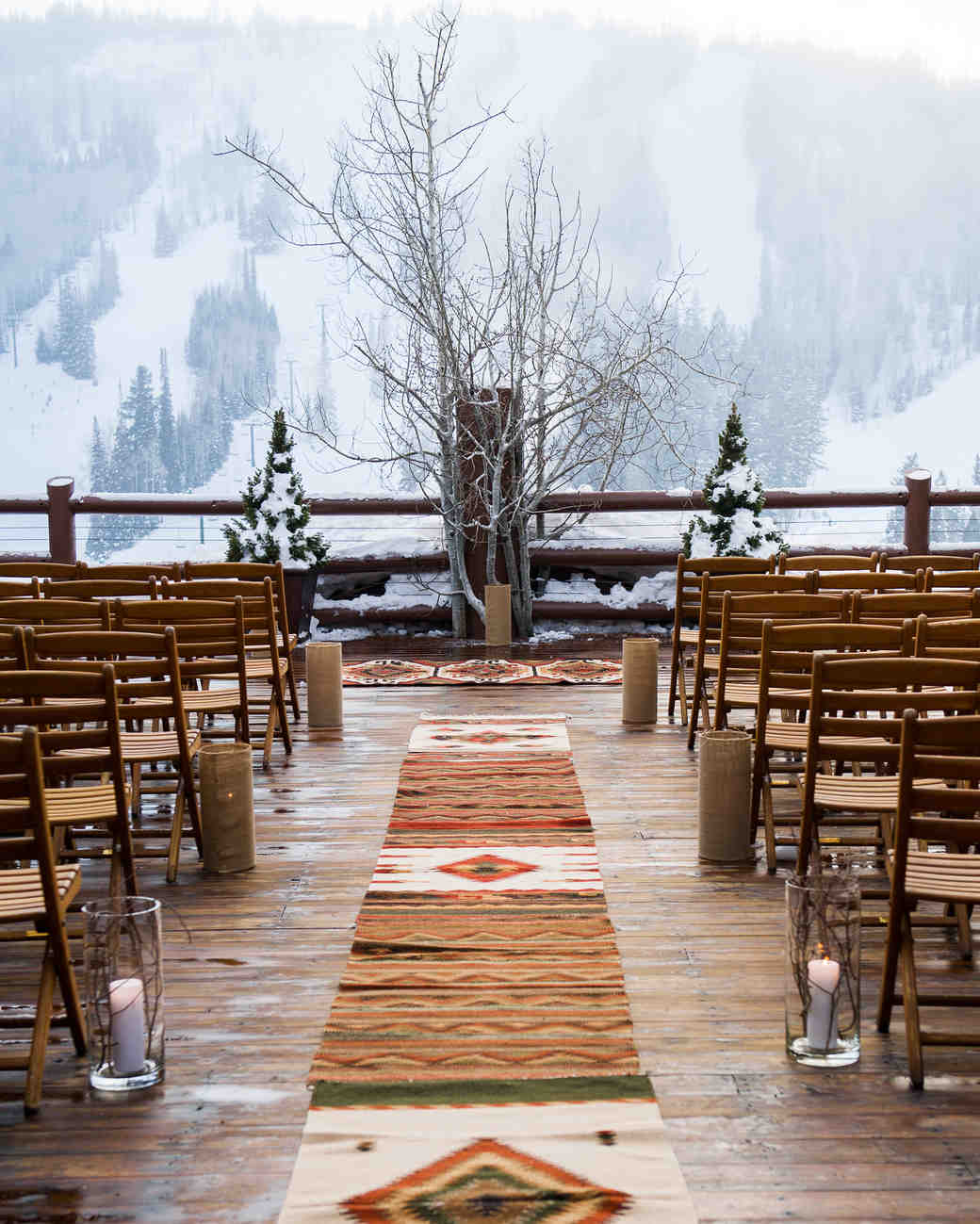 35 Altar And Aisle Decorations We Love Martha Stewart Weddings