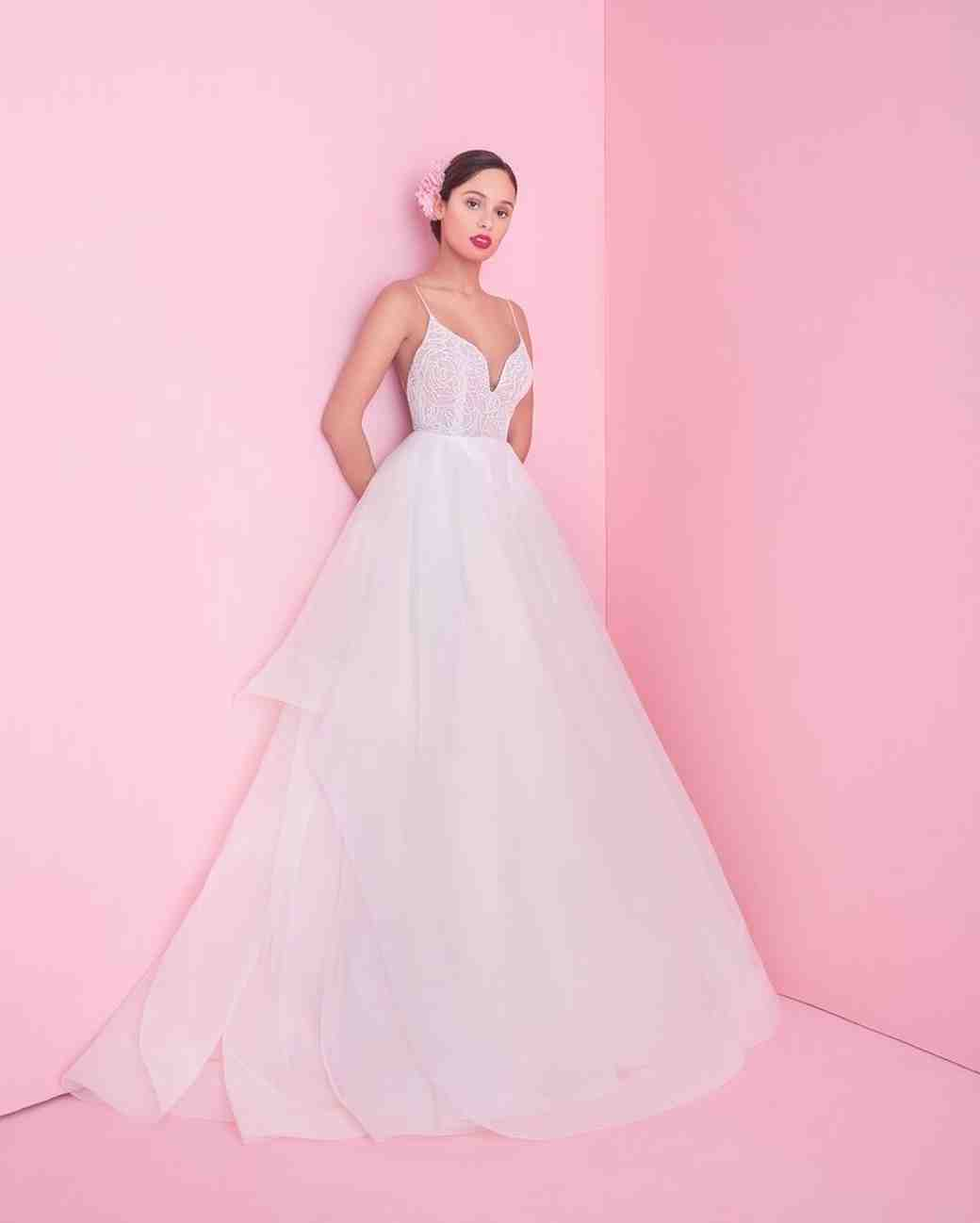 Blush by hayley paige spring 2019 wedding dress collection martha blush by hayley paige spring 2019 wedding dress collection martha stewart weddings junglespirit Choice Image