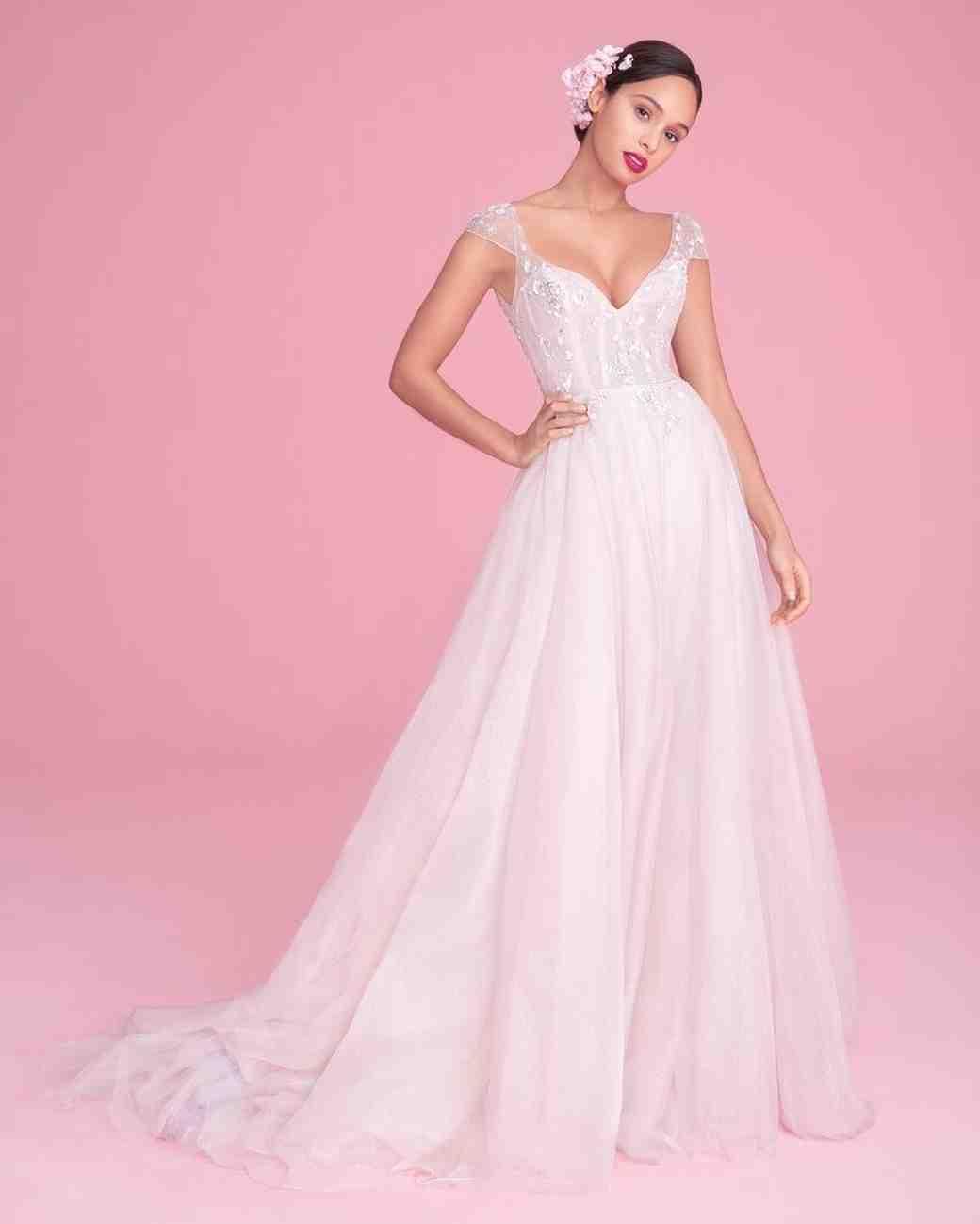 Moderno Precios De Vestido De Novia Hayley Paige Imagen - Colección ...