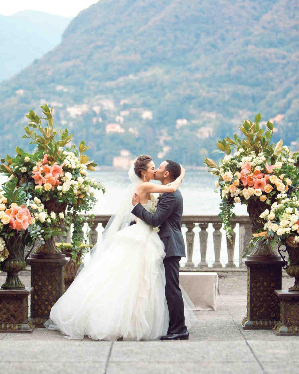 John legend chrissy yeigen wedding pictures
