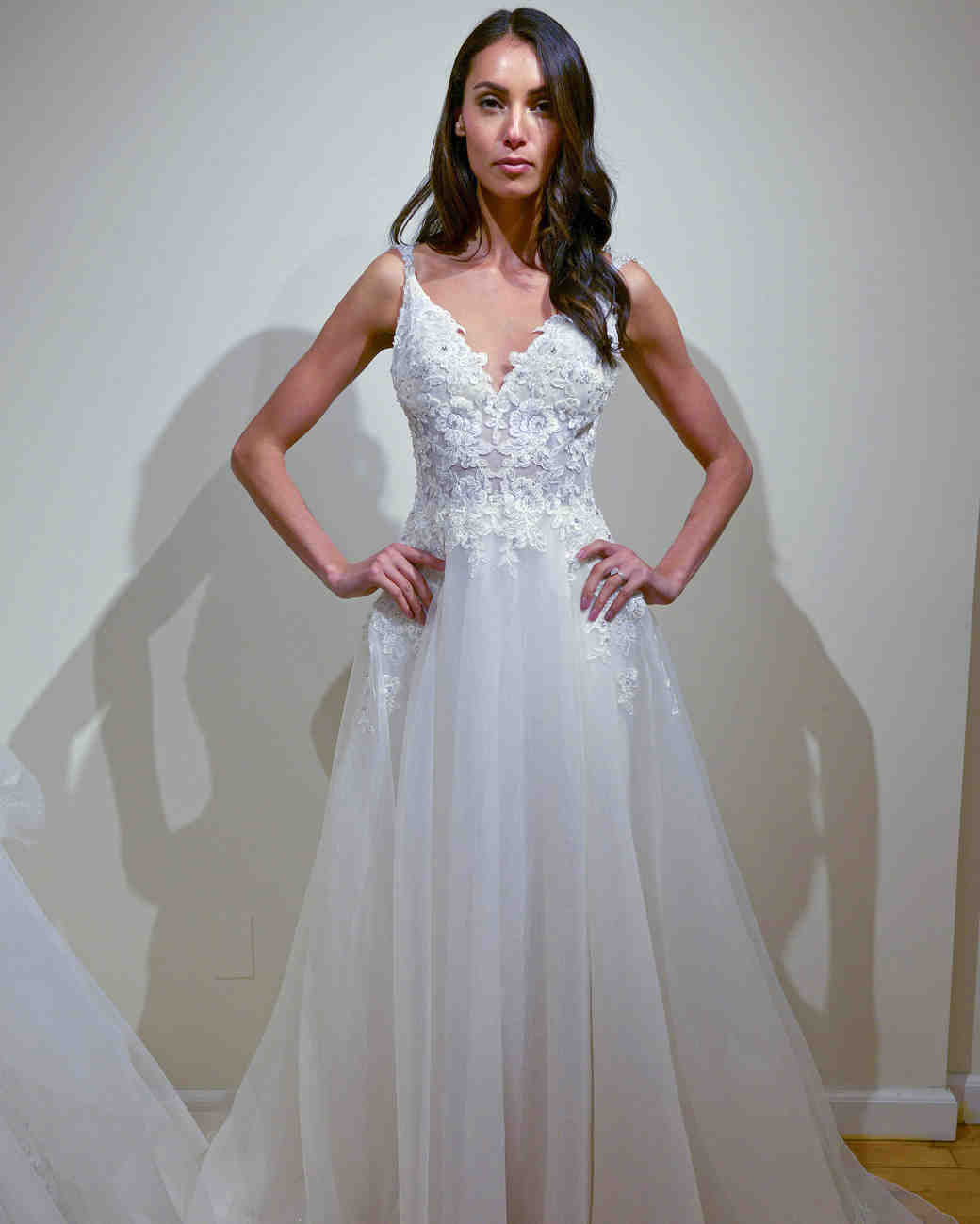 f14e38c2907 Eve of Milady Spring 2018 Wedding Dress Collection