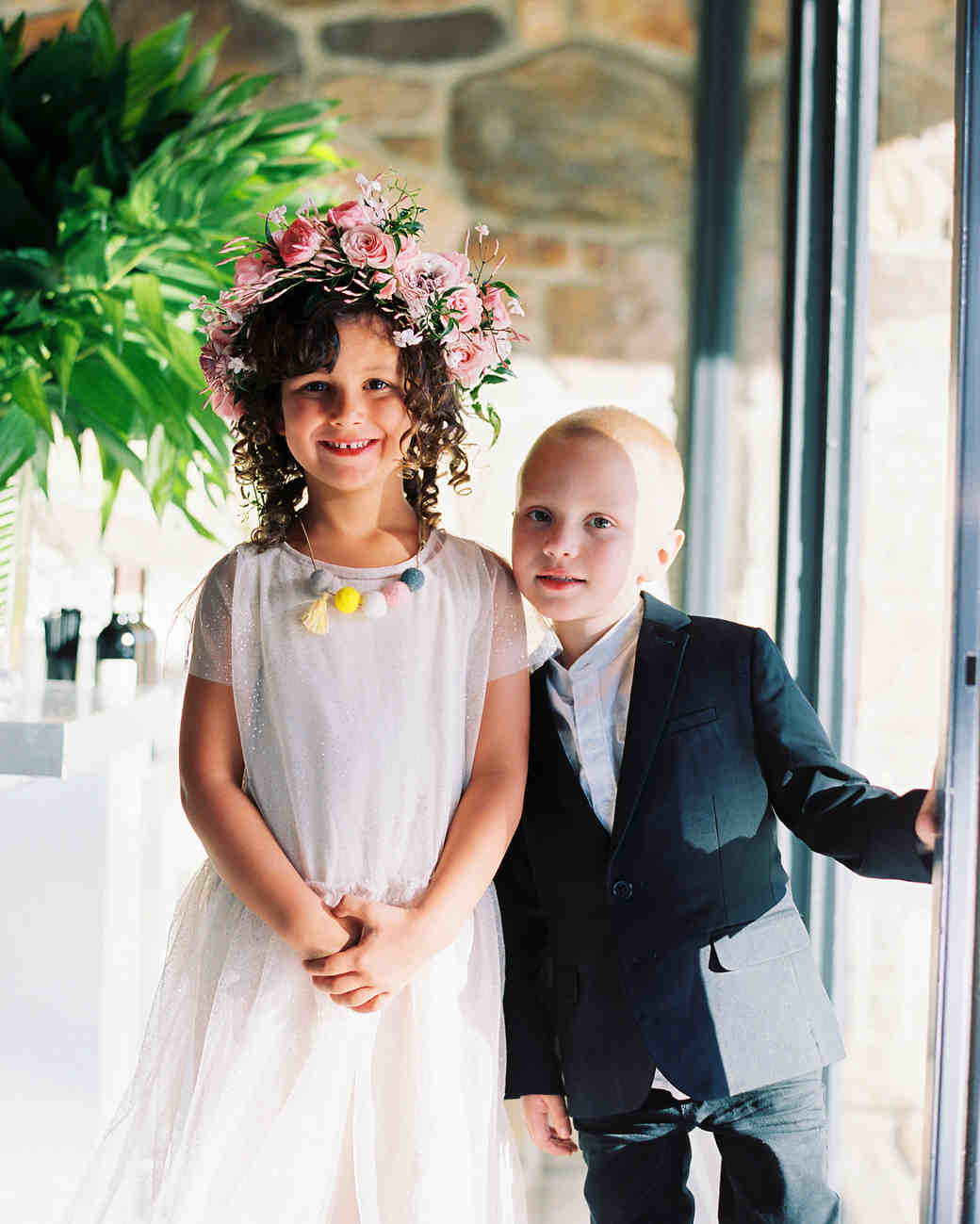 The Etiquette Of Having Children At Your Wedding Martha Weddings