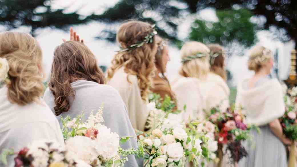 These Are the 5 Things You Should Never Ask Your Bridesmaids to Do