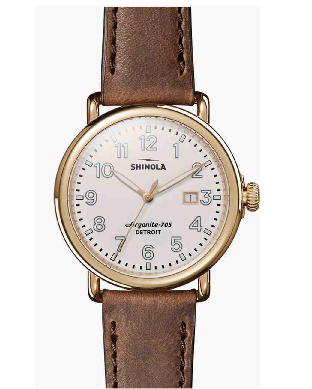ivory anniversary gifts runwell watch shinola