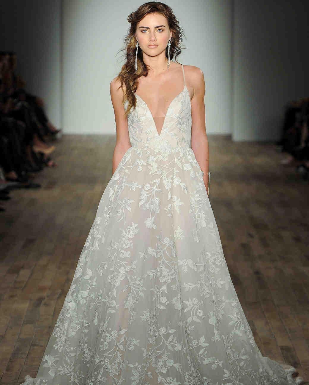 Hayley Paige Spring 2018 Wedding Dress Collection | Martha Stewart ...