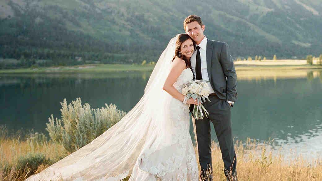 kalen boyd wedding couple
